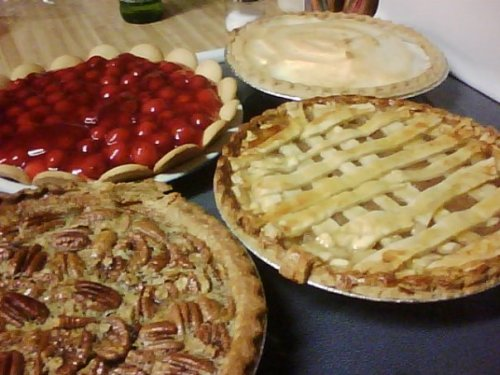 Christmas Pies!